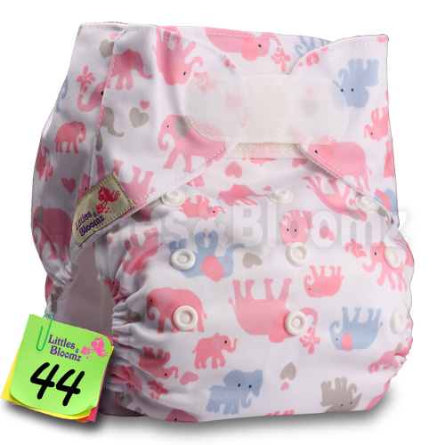Reusable-Baby-Nappy-Washable-Cloth-Cover-STNADARD-Hook-Loop-Pocket-Diaper